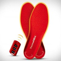Thermacell Heated Insoles - $122 | The Gadget Flow