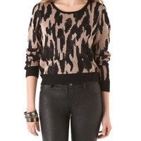 MINKPINK Queens Sweater | SHOPBOP
