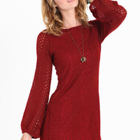 Holly Red Dress - $42.00 : ThreadSence.com, Your Spot For Indie Clothing  Indie Urban Culture
