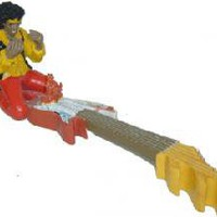ROCKWORLDEAST - Jimi Hendrix, Incense Burner, Flaming Guitar