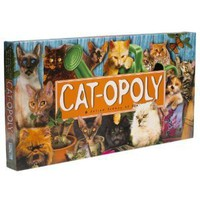 Amazon.com: Cat-Opoly: Toys & Games