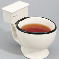 Big Mouth Toys Toilet Mug | Shop Gag Gifts Now | fredflare.com