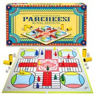 MoonMarble.com - Parcheesi Royal Edition