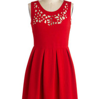 Clipping Garland Dress | Mod Retro Vintage Dresses | ModCloth.com