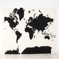 Urban Outfitters - Atlas Tapestry
