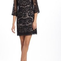 Paisley Scroll Dress - Anthropologie.com