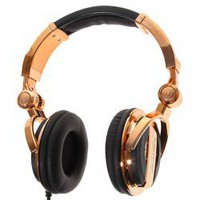 Cool HDJ-1000 Professional Super-adjustable High Volume DJ Stereo Headphone China Wholesale - Everbuying.com