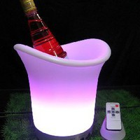 Colorful LED Ice Bucket [2620] - US&amp;#36;36.89 - China Electronics Wholesale - FlyDolphin.com