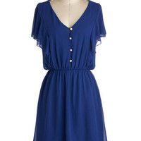 Tanzanite as Well Dress | Mod Retro Vintage Dresses | ModCloth.com