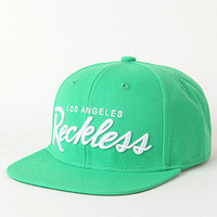 Young & Reckless OG Green Snapback Hat at PacSun.com