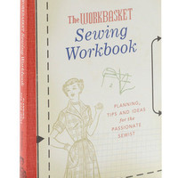 The Workbasket Sewing Workbook | Mod Retro Vintage Books | ModCloth.com