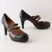 Wingtip Mary-Janes - Anthropologie.com