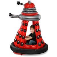 ThinkGeek :: Doctor Who Ride-in Dalek
