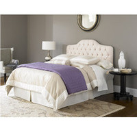 Fashion Bed Martinque queen/full size upholestered headboard | Overstock.com
