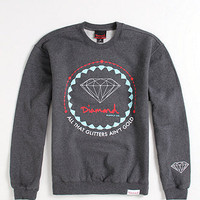 Diamond Supply Co Ain&#x27;t Gold Crew Fleece at PacSun.com