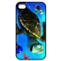 Amazon.com: Diy Case Finding Nemo Iphone 4/4S Case Hard Case Fits Sprint, T-mobile, AT&amp;T and Verizon IPhone 4s Case 102326: Cell Phones &amp; Accessories
