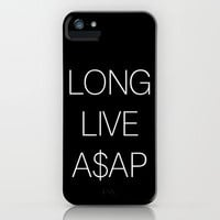 asap rocky iPhone Case by Sara Eshak | Society6