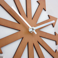 INFMETRY:: Omni Directional Wall Clock - Home&Decor