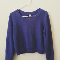 Lavender Sweater