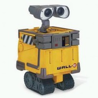 Transforming Wall-E Toy [#00300208] - US$27.21 : Amazplus.com