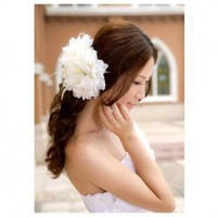 Lovely Style Laconic and Mix-Matched Multipurpose Headdress Flower China Wholesale - Everbuying.com