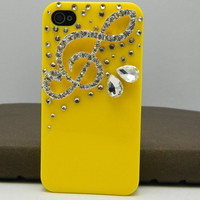 iPhone case  iPhone 4 case 3D Music notation iPhone 4s case   iPhone cover Multiple color choices Listing Stats Listing Stats