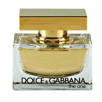 Amazon.com: The One By Dolce & Gabbana For Women. Eau De Parfum Spray 2.5-Ounces: Beauty