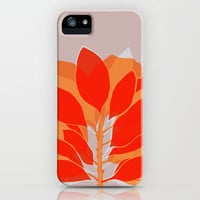 Blossom_Spice iPhone Case by Garima Dhawan | Society6
