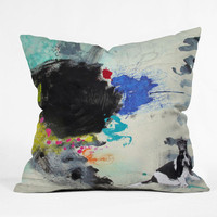 DENY Designs Home Accessories | Deb Haugen King Woof Throw Pillow