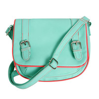 Pop Trim Crossbody Bag | Shop Just Arrived at Wet Seal