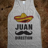 Juan Direction - Totally Awesome Text Tees