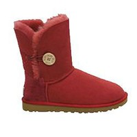 5803 Jester Red UGG Women's Bailey Button Outlet UK