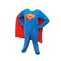 Superman Romper, Blue  Journeys Shoes