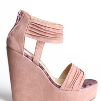 Remedy Rose Wedges - $42.00 : ThreadSence.com, Your Spot For Indie Clothing & Indie Urban Culture