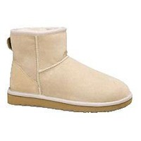 UGG 5854 Classic Mini Boots Sand Outlet UK