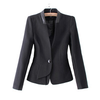Black Korean suit - Suits