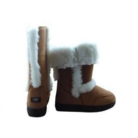 UGG Sundance II 5325 Chestnut Boots Outlet UK
