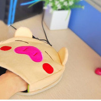 Hot Sale Cute Cartton Shape USB Warm Mouse Mat China Wholesale - Sammydress.com