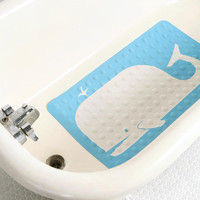 Urban Outfitters - Whale Rubber Bath Mat