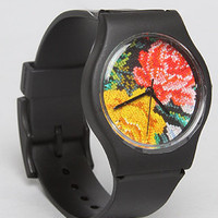 May 28th The Graphic Floral Watch with Black : Karmaloop.com - Global Concrete Culture