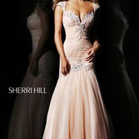 Sherri Hill 21069 at Prom Dress Shop