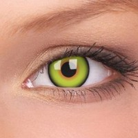 ColourVue/Crazy Lens-Faith Cosmetics Mad Hatter Contact Lenses Yearly
