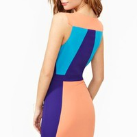 Bright Angles Dress