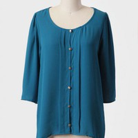 far off shore button-up blouse at ShopRuche.com