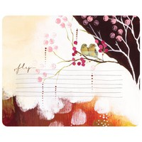 PAPAYA! Art Painter's Palette Memo Mouse Pad  - Memo Mouse Pads - Cards & Paper - Shop
