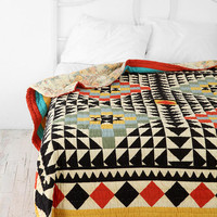 Urban Outfitters - Kaleidoscope Patchwork Quilt