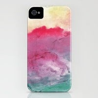 Watercolored Billboard No. 2 iPhone Case by Jacqueline Maldonado | Society6