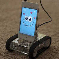 Romo Robot For Smartphone - $150 | The Gadget Flow