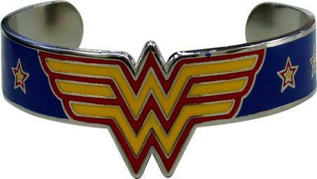 Wonder Woman, Bracelet, Logo
