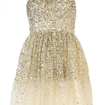 Oxygen | alice + olivia Tallulah Princess Dress